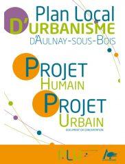 Document de concertation du Plan Local d'urbanisme d'Aulnay-sous-Bois