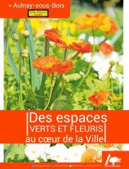 Des espaces Verts et fleuris au cœur de la Ville - Aulnay-sous-Bois 2016