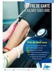 L'offre de santé à Aulnay-Sous-Bois