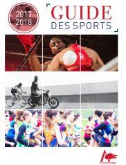 Guide des Sports 2017-2018