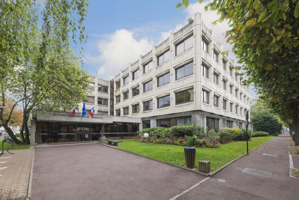 Centre administratif aulnay sous - Maison de quartier jardin parisien aulnay sous bois ...
