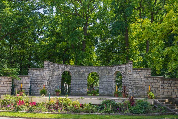 Parcs et jardins au coeur de la ville aulnay sous - Maison de quartier jardin parisien aulnay sous bois ...