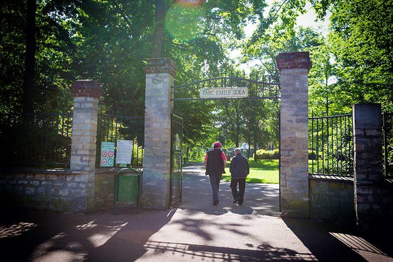 Parcs Et Jardins Au Coeur De La Ville Aulnay Sous Bois Fr