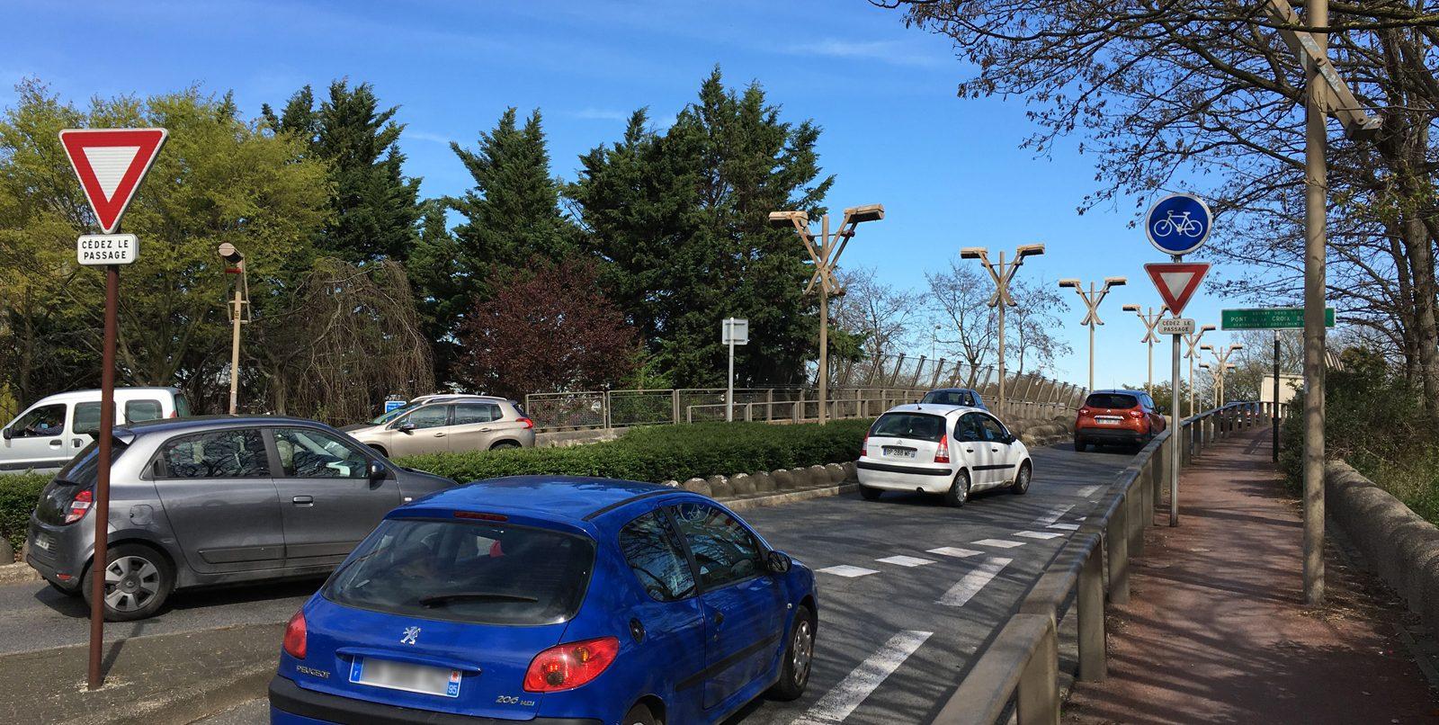 photo pont de la croix blanche