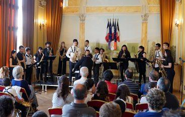 Concert à l'Hôtel de ville