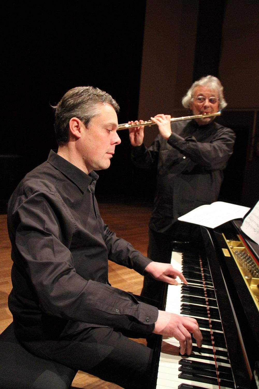 Professeurs de piano et de flûte