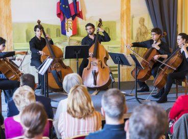 octuor de violoncelles du CRD