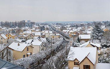 alerte neige mardi 22 janvier 2019