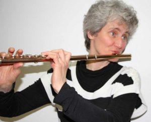 professeur de flûte Isabelle Lenoir