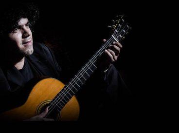 Judicael-Perroy, guitariste
