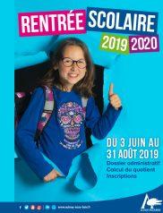 Guide rentrée scolaire 2019/2020