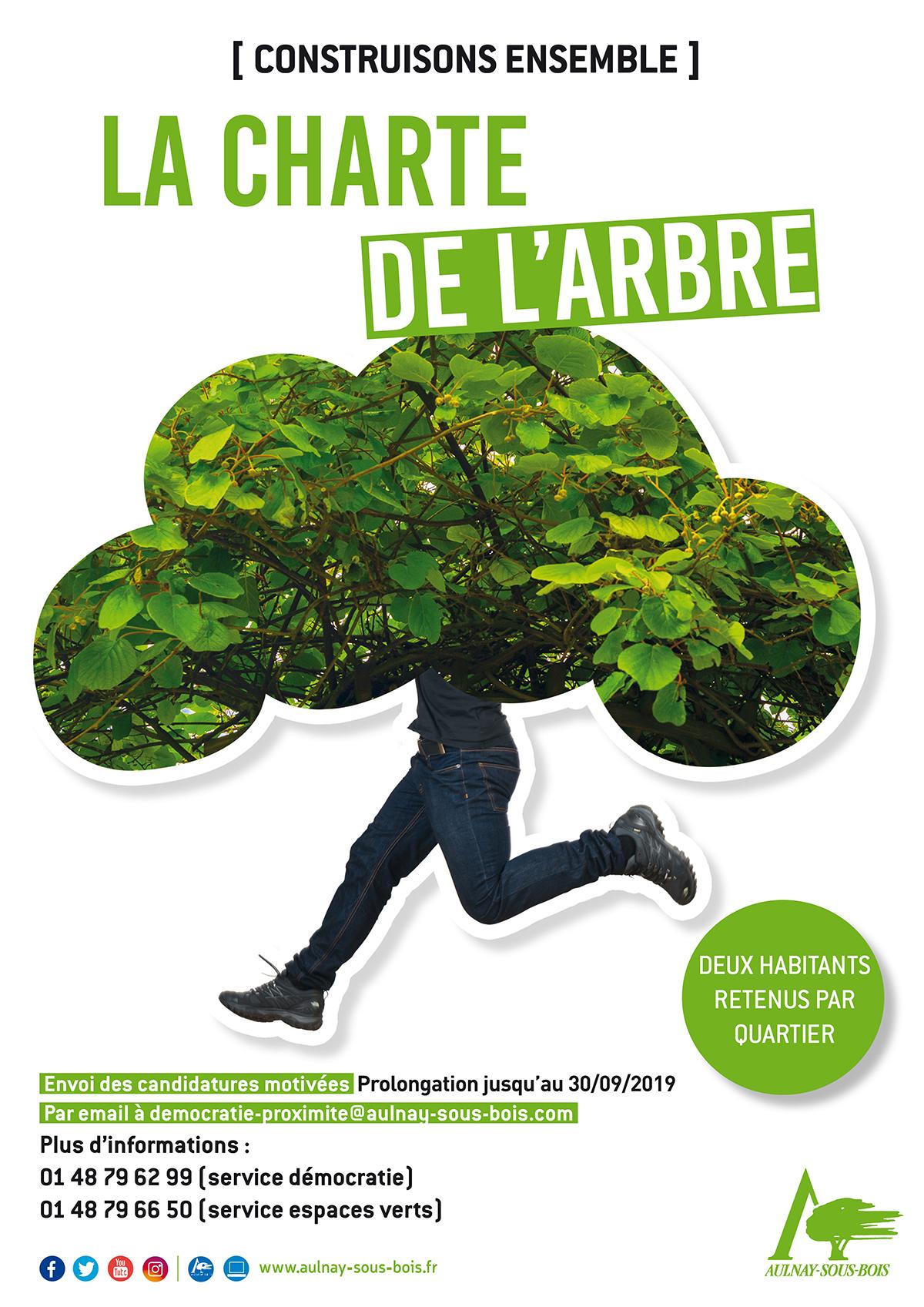 Charte de l'arbre /30septembre 2019
