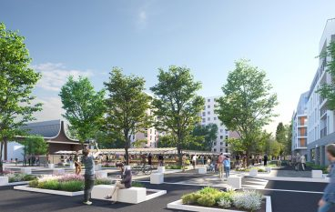 Le-square-du-quartier-Mitry-Ambourget-requalifié