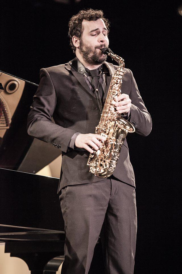 Récital de saxophone