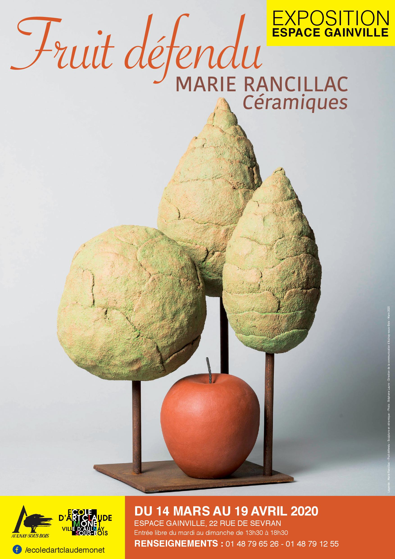 EXPOSITION GAINVILLE FRUIT DÉFENDU