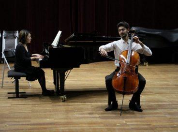 Violoncelle - piano - Carte Blanche