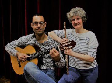 Professeurs flûte et guitare