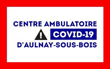 Ouverture d'un centre ambulatoire à Aulnay-sous-Bois