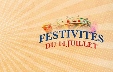 Festivités du 14 juillet 2020