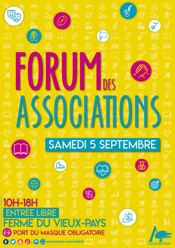 Forum des associations 2020