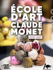 Ecole d'art Claude Monet - Guide 2020-2021