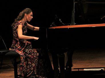 Violaine Debever, pianiste