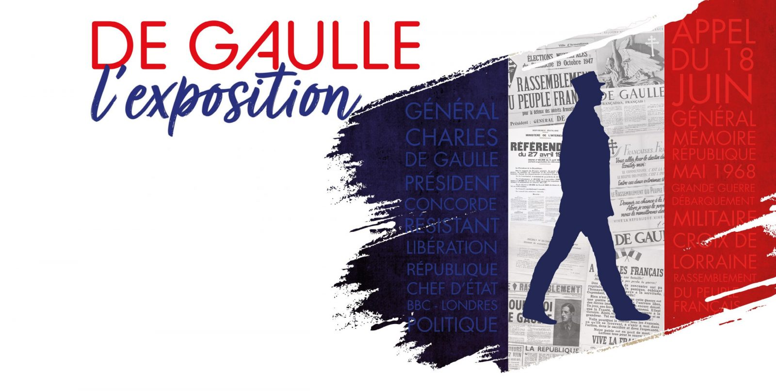 Exposition Charles de Gaulle 2020