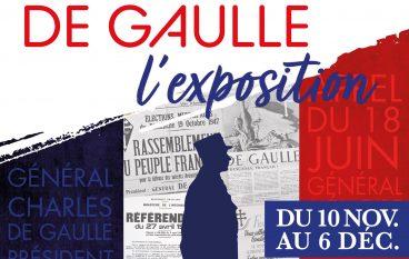 Exposition De Gaulle vignette actualité