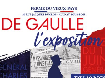 Exposition De Gaulle agenda