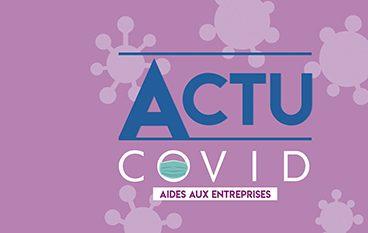 COVID entreprises vignette actualité