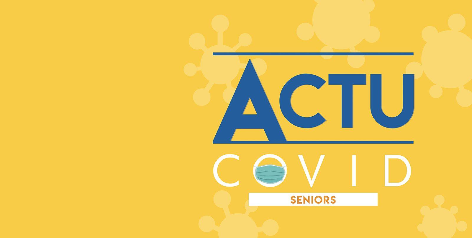 COVID- Infomation aux seniors