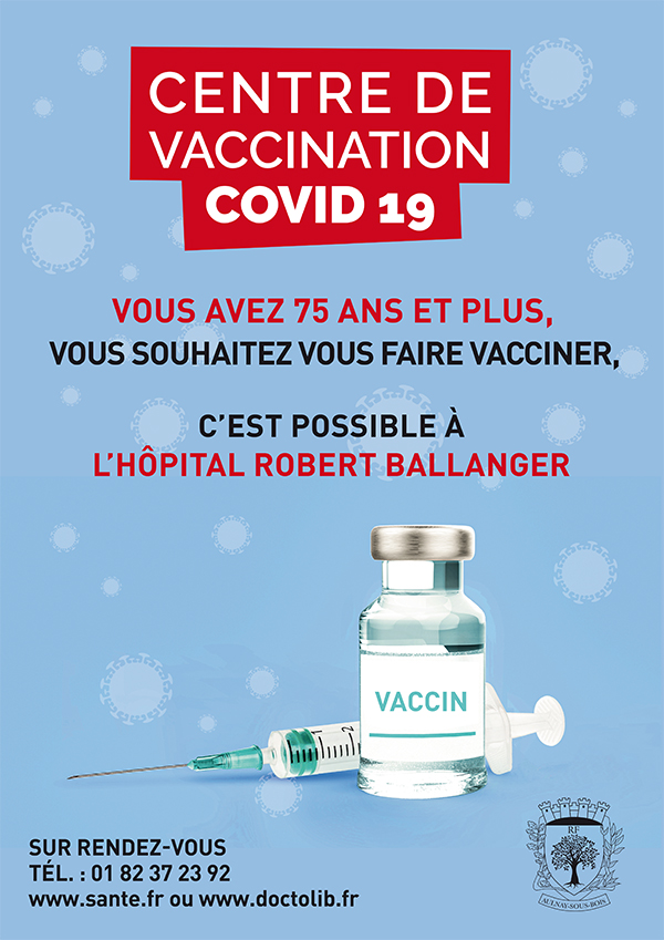 Vaccin COVID-19 Ballanger