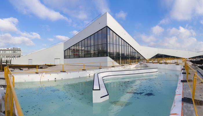 Centre aqualudique
