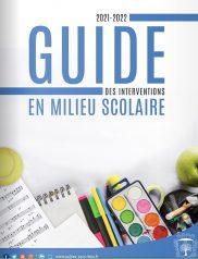 Guide des Interventions en milieu scolaire 2021/2022