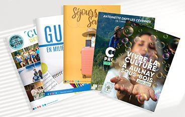 Vignette Plaquettes et Brochures