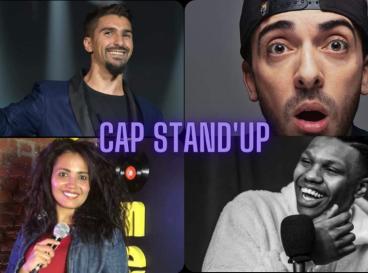 photo humoristes cap stand up