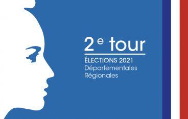 Elections départementales et régionales 2e tour