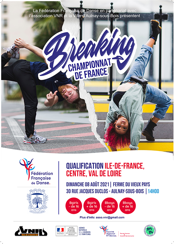 Breaking championnat de France