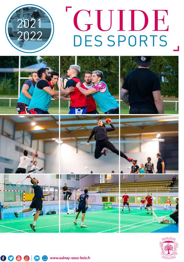 Guide des sports 2021 - 2022