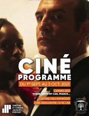 Programme Cinéma - Septembre 2021