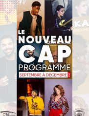 Programme du Nouveau Cap - Septembre à décembre 2021